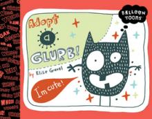 """Adopt a glurb"", Blue apple books"