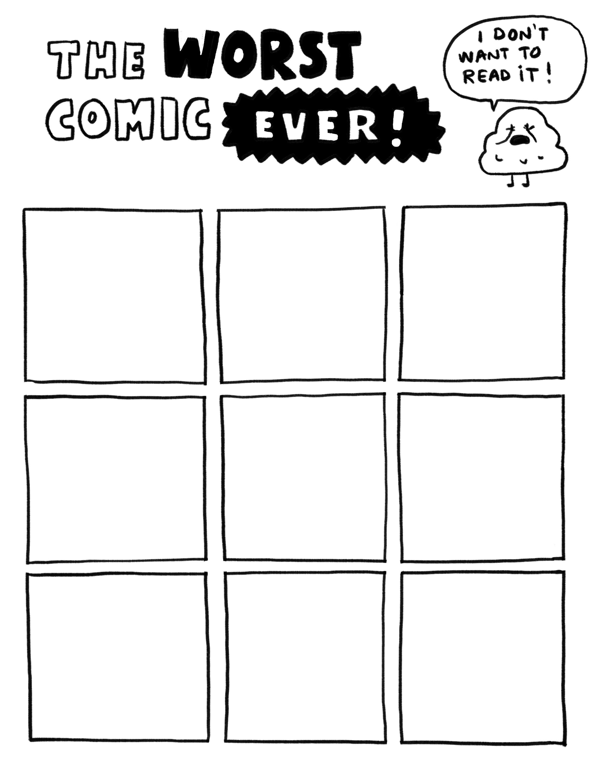 Worst comic
