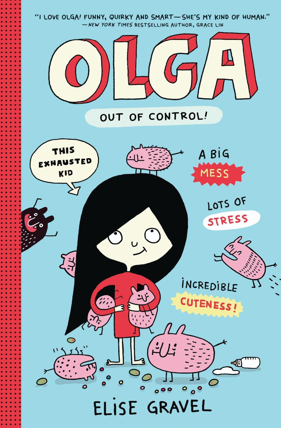 Olga 3 - Par-dessus la tête